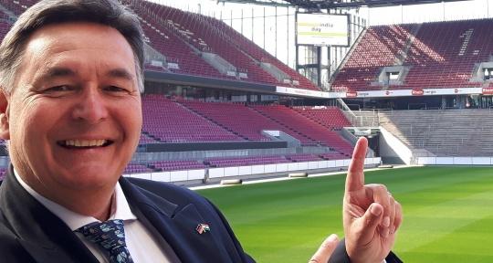 India Days im Stadion des 1. FC Köln