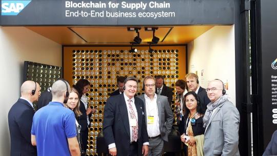 Blockchain bei SAP